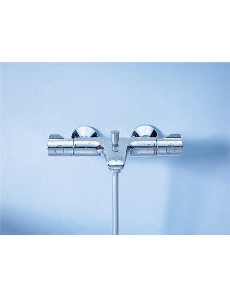 Grohe termostata jaucējkrāns vannai ar dušu Grohtherm 800 34564000 - 2