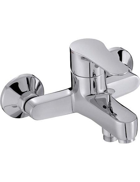 Jacob Delafon jaucējkrāns vannai ar dušu July E16033-4-CP - 1