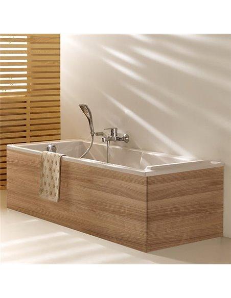 Jacob Delafon jaucējkrāns vannai ar dušu July E16033-4-CP - 3