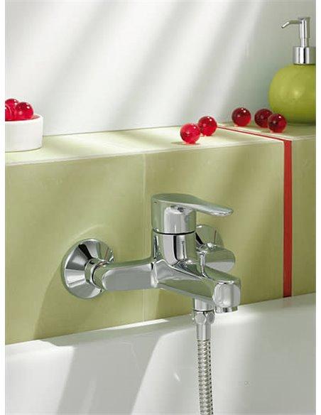 Jacob Delafon jaucējkrāns vannai ar dušu July E16033-4-CP - 4