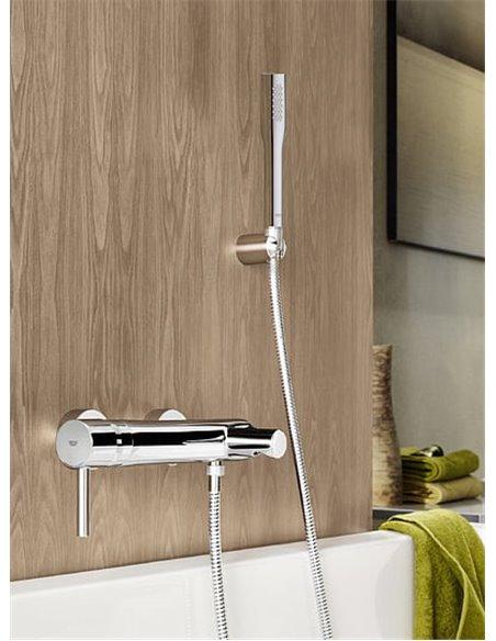 Grohe jaucējkrāns vannai ar dušu Atrio 32652001 - 3