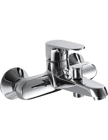 Bravat jaucējkrāns vannai ar dušu Alfa F6120178CP-01 - 1