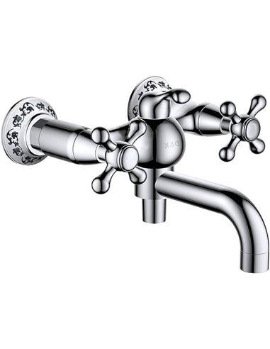 D&K jaucējkrāns vannai ar dušu Hercules Hessen DA1423241 - 1