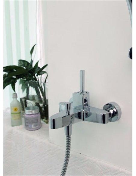Bravat jaucējkrāns vannai ar dušu Spring F679113C-01 - 2