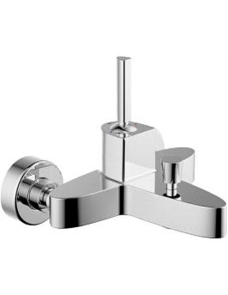 Bravat jaucējkrāns vannai ar dušu Spring F679113C-01 - 3