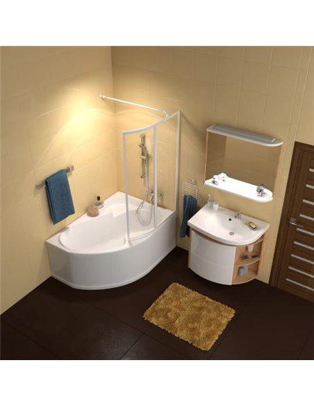 Ravak termostata jaucējkrāns vannai ar dušu Termo 100 TE 022.00/150 - 2