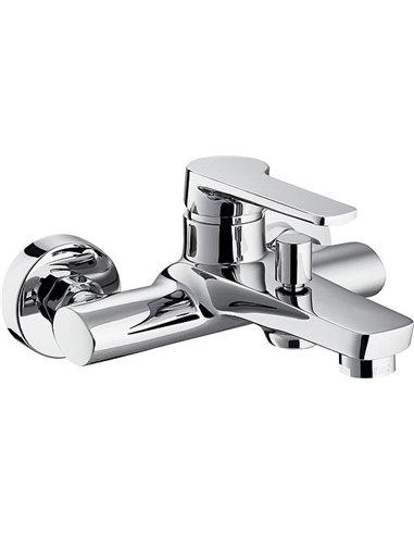 BelBagno jaucējkrāns vannai ar dušu Loyd LOY VASM CRM - 1