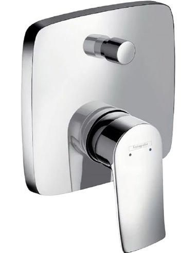 Hansgrohe jaucējkrāns vannai ar dušu Metris 31454000 - 1