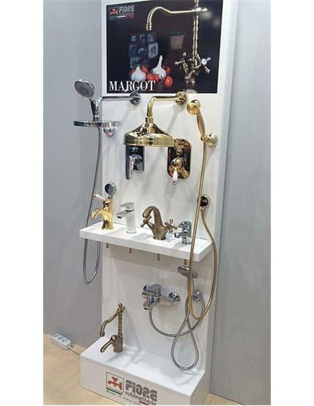 Fiore jaucējkrāns vannai ar dušu Imperial 83OO5103 - 2