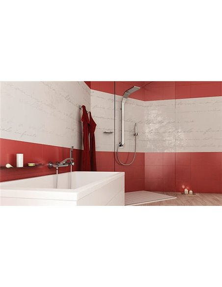 Webert jaucējkrāns vannai ar dušu Wolo WO850101015 хром - 4