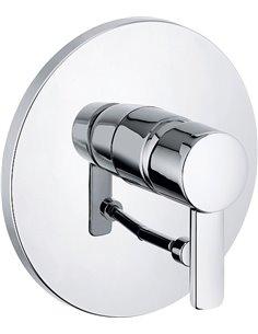 Kludi Bath Mixer With Shower Zenta 386500575 - 1