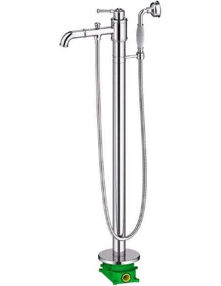 Timo jaucējkrāns vannai ar dušu Arisa 5300/00Y-CR - 1