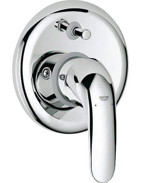Grohe jaucējkrāns vannai ar dušu Euroeco 19379000 - 1