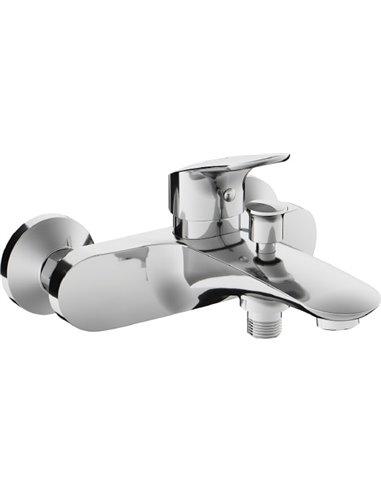 AM.PM jaucējkrāns vannai ar dušu Like F8010016 - 2