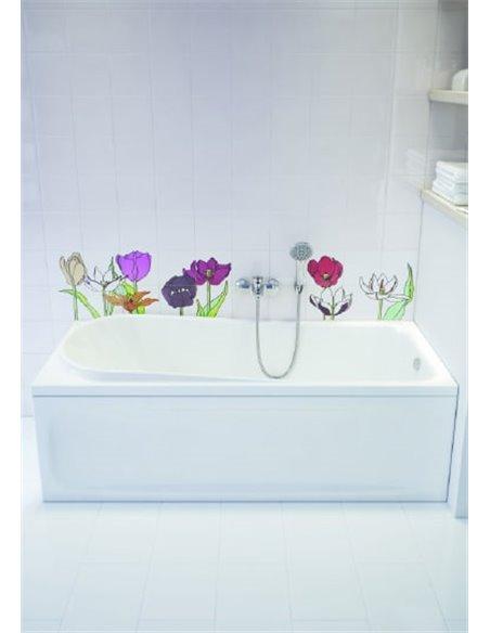 AM.PM jaucējkrāns vannai ar dušu Like F8010016 - 3