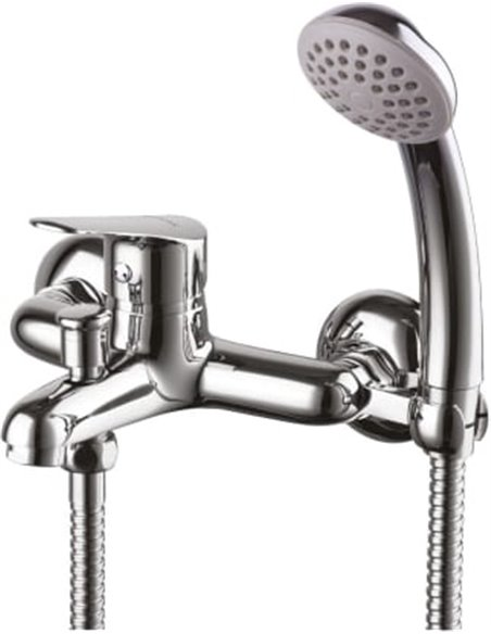 Lemark jaucējkrāns vannai ar dušu Partner LM6552C - 1