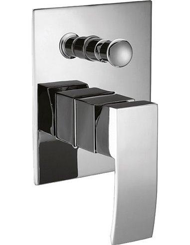Cezares jaucējkrāns vannai ar dušu Quattro C VDI-01 - 1