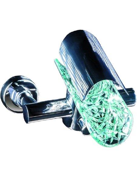 Boheme jaucējkrāns vannai ar dušu Hypnose 233-CR - 1