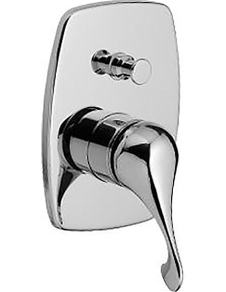 Treemme jaucējkrāns vannai ar dušu Piccadilly 2149.CC.PL - 1