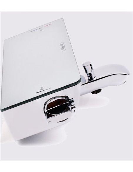 Hansgrohe termostata jaucējkrāns vannai ar dušu Ecostat Select 13141000 - 3