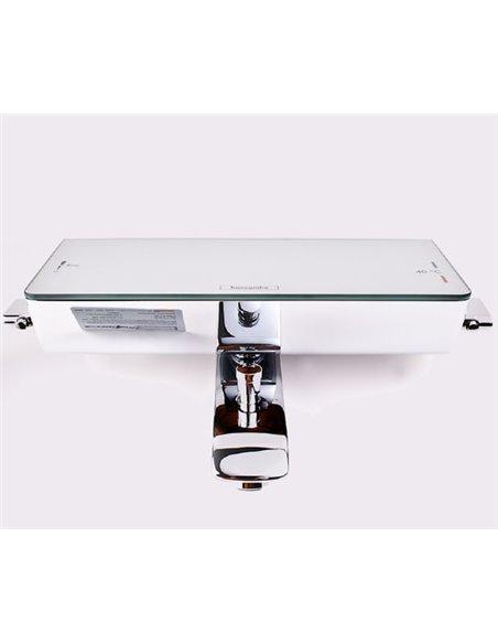 Hansgrohe termostata jaucējkrāns vannai ar dušu Ecostat Select 13141000 - 5