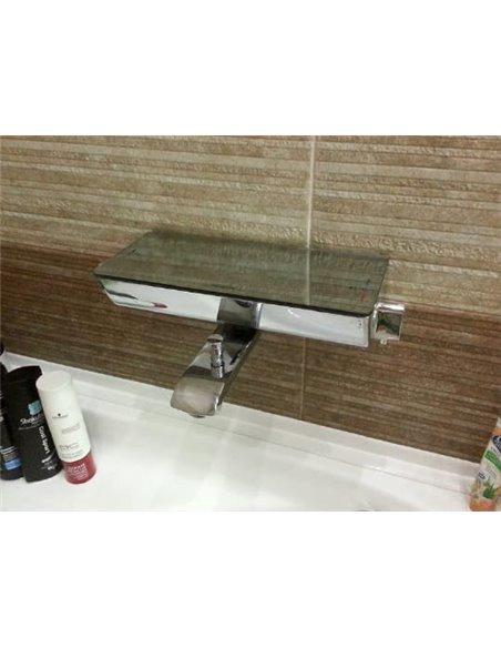 Hansgrohe termostata jaucējkrāns vannai ar dušu Ecostat Select 13141000 - 7