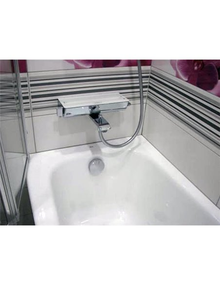 Hansgrohe termostata jaucējkrāns vannai ar dušu Ecostat Select 13141000 - 8