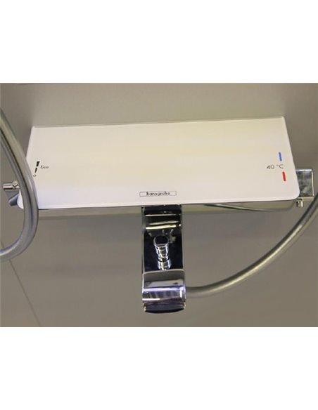 Hansgrohe termostata jaucējkrāns vannai ar dušu Ecostat Select 13141000 - 9