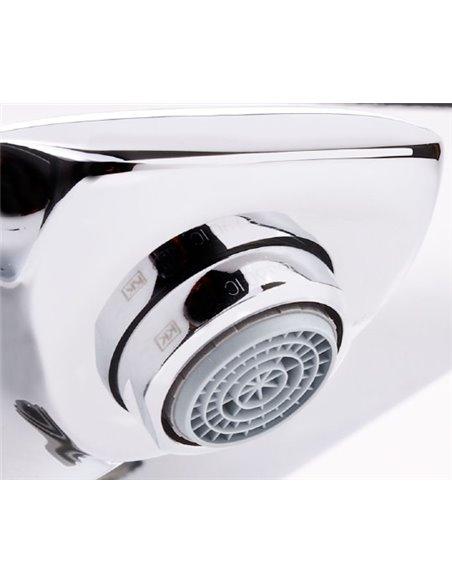 Hansgrohe termostata jaucējkrāns vannai ar dušu Ecostat Select 13141000 - 13