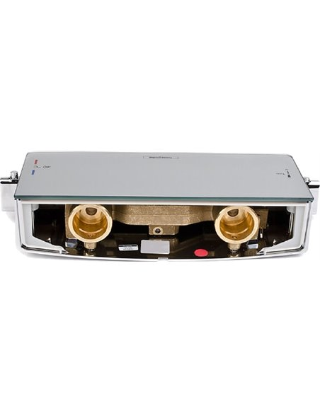 Hansgrohe termostata jaucējkrāns vannai ar dušu Ecostat Select 13141000 - 15