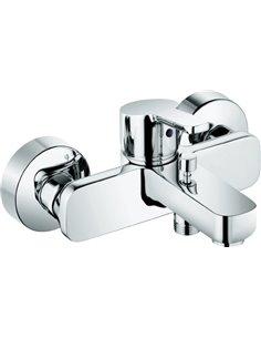 Kludi jaucējkrāns vannai ar dušu Logo Neo 376810575 - 1