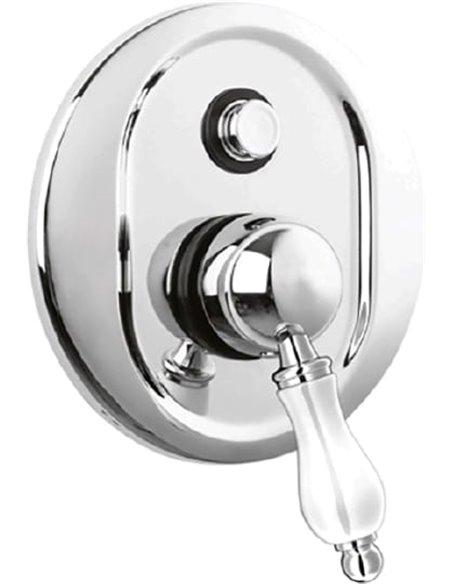 Cezares jaucējkrāns vannai ar dušu Venezia VDIM-01-Bi - 1