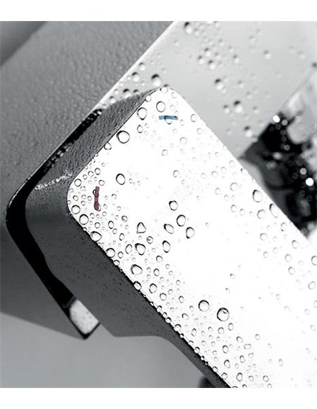Wasserkraft jaucējkrāns vannai ar dušu Aller 1061 - 3