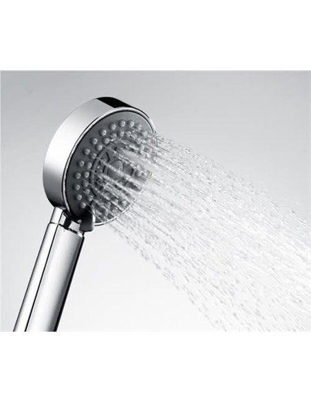 Wasserkraft jaucējkrāns vannai ar dušu Aller 1061 - 7