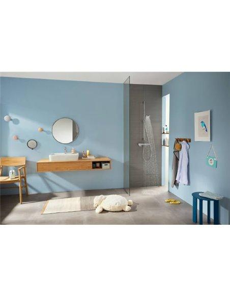 Hansgrohe termostata jaucējkrāns dušai Ecostat E 15773000 - 3