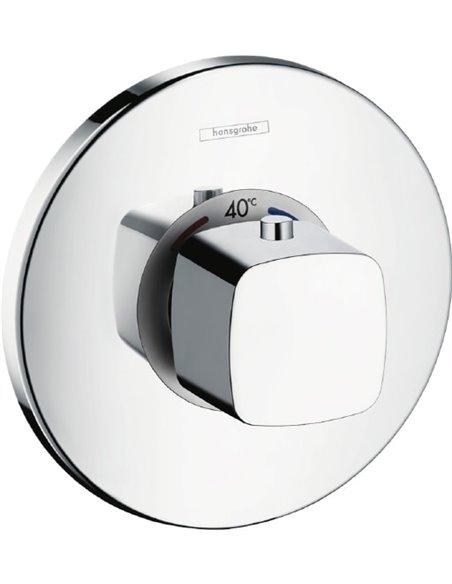Hansgrohe termostata jaucējkrāns dušai Metris Ecostat E 31570000 - 1