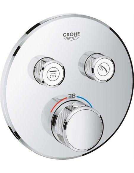 Grohe termostata jaucējkrāns dušai Grohtherm SmartControl 29119000 - 1