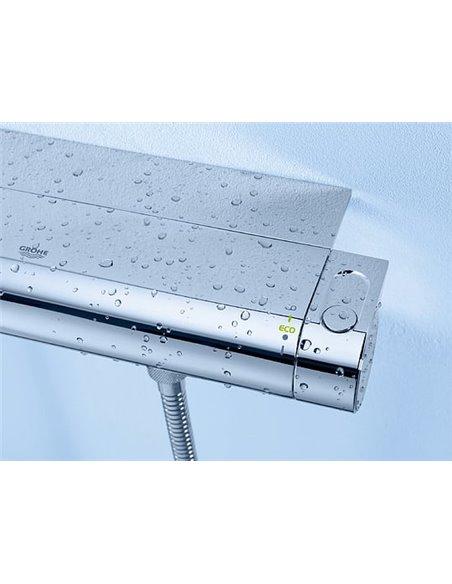 Grohe termostata jaucējkrāns dušai Grohtherm 2000 New 34469001 - 6