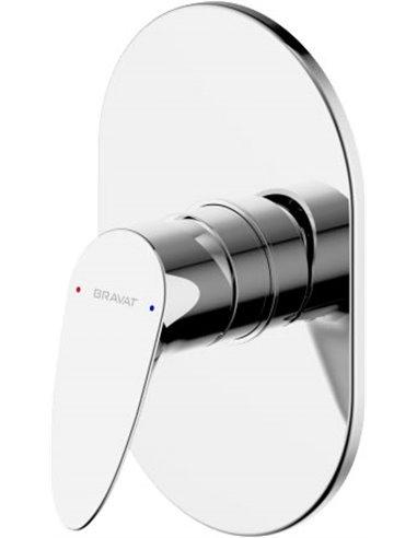 Bravat dušas jaucējkrāns Drop PB84898CP-RUS - 1