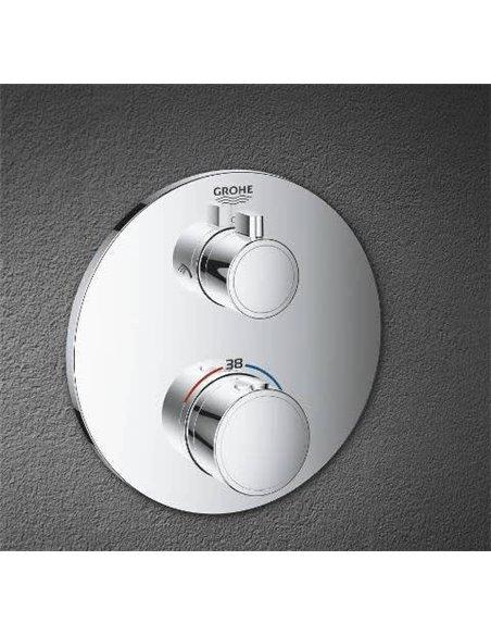 Grohe termostata jaucējkrāns dušai Grohtherm 24076000 - 2