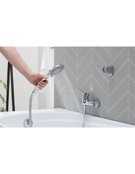 Bravat dušas jaucējkrāns Slim TF9332366CP-01-RUS - 4