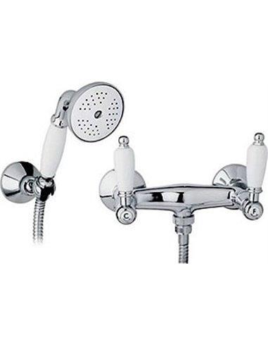 Caprigo dušas jaucējkrāns Adria Classic 03-015-crm - 1