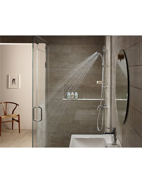 Jacob Delafon dušas jaucējkrāns Kumin E99463-CP - 7
