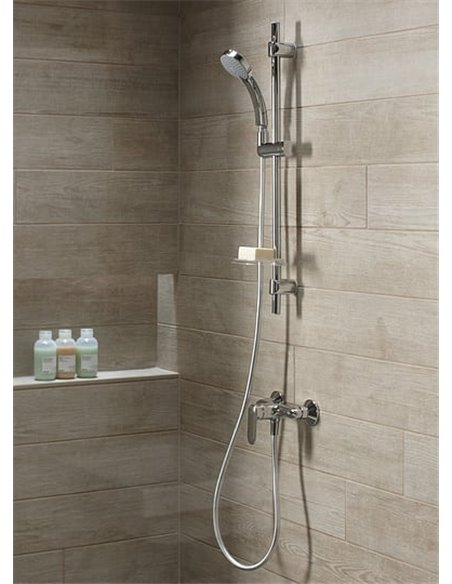 Jacob Delafon dušas jaucējkrāns Kumin E99463-CP - 10