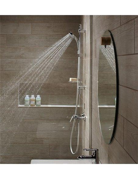 Jacob Delafon dušas jaucējkrāns Kumin E99463-CP - 13