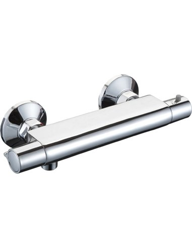 Swedbe termostata jaucējkrāns dušai Mercury 9050 - 1