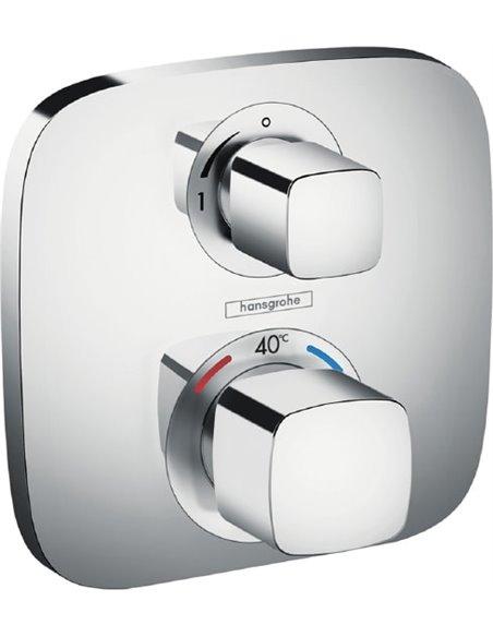 Hansgrohe termostata jaucējkrāns dušai Ecostat E 15707000 - 1