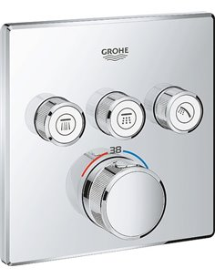 Grohe Thermostatic Shower Mixer Grohtherm SmartControl 29126000 - 1