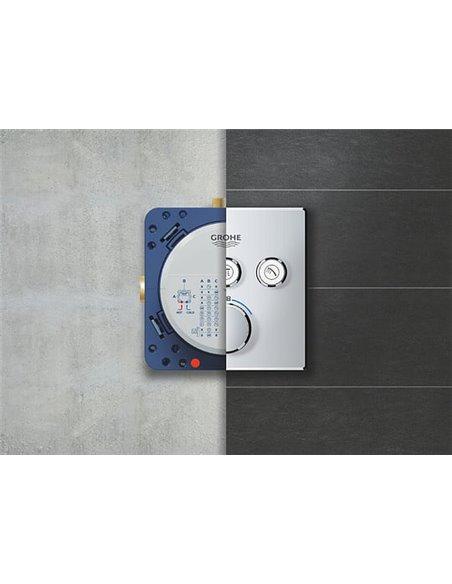Grohe termostata jaucējkrāns dušai Grohtherm SmartControl 29126000 - 2