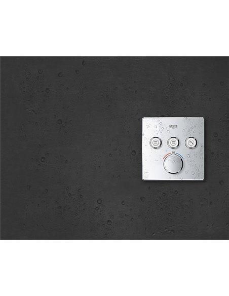 Grohe termostata jaucējkrāns dušai Grohtherm SmartControl 29126000 - 4